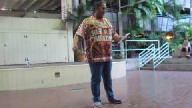 Hawaiʻi's Pride by Eddie Aikau Workshop with Kumu Hina
