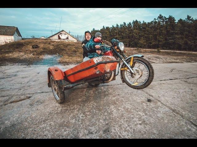 Сборник мото приколов Мотоциклы ИЖ