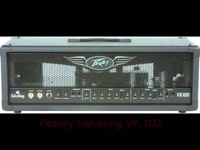 Metal Guitar Tone vol 1 ENGL PEAVEY MARSHALL MESA DIEZEL