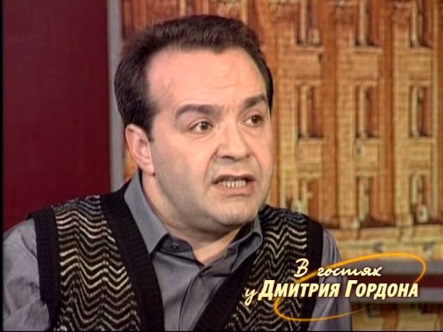 Виктор Шендерович В гостях у Дмитрия Гордона 1 3 2007