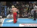 Tiger Mask vs. Prince Devitt - NJPW New Japan Trill - 08.07.2008