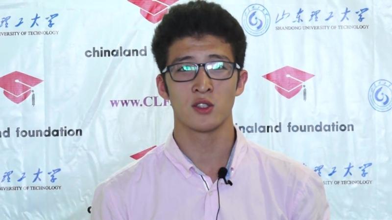 Альбосунов Тайжан! Грант на бакалавриате! Отзывы ChinaLand Foundation