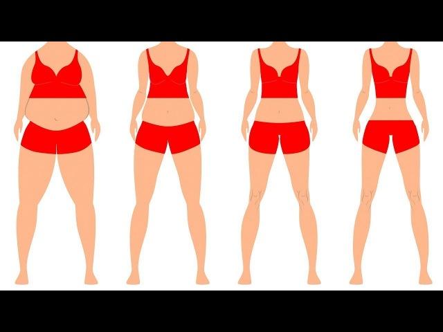 10 Минутная Тренировка Которая Приведет Вас в Форму За 2 Недели