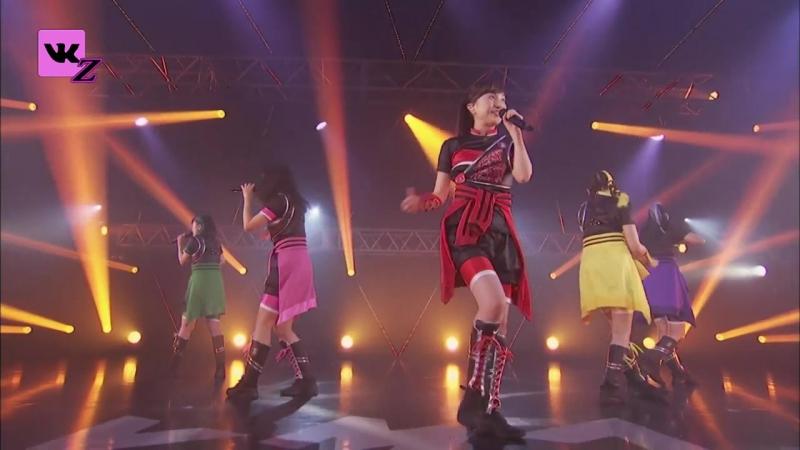 Momoiro Clover Z - Saraba, Itoshiki Kanashimitachi Yo VMAJ 2017 THE LIVE [2017.10.02]