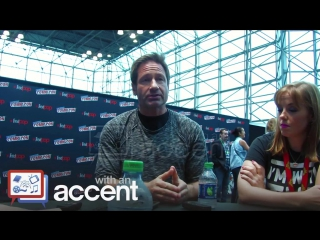 NYCC 2017_ The X-Files star David Duchovny