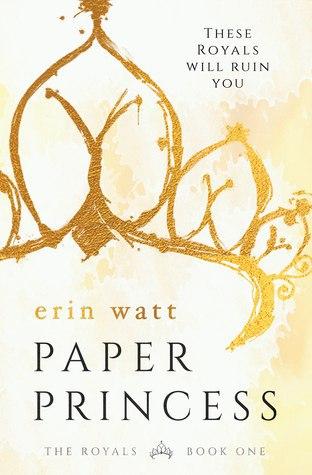 Paper Princess (The Royals #1)