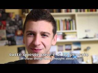 Lesson NORMAL SPEED 06 - Come organizzarsi (Learn Italian the Natural Way)