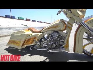 Lynnie Marie on Alfred Acosta 2015 Harley-Davidson Street Glide