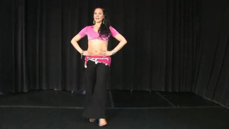 Belly Dancing Moves - Belly Dance Saidi Hop Steps 7871
