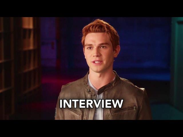 Riverdale KJ Apa's Favorite Season 1 Scene Interview (HD)