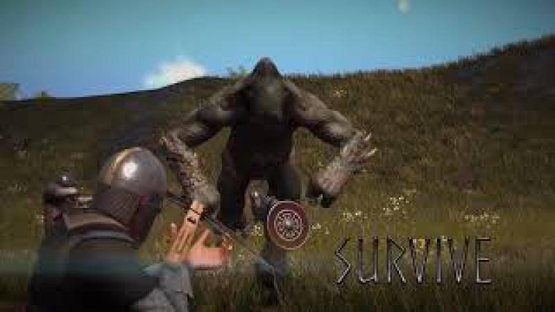 Best games✯VALNIR ROK Launch Trailer New Open World Viking Game 2017✯@@@ skosyrev2009