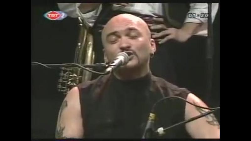 Goran Bregovic and Ogi Radivojevic Cocktail Molotov