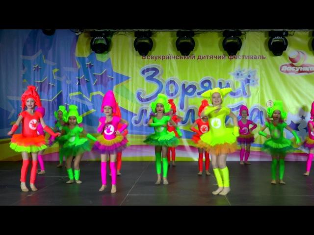 Народний ансамбль естрадно-спортивного танцю СТЕЛЗ, м.Київ