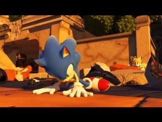 Правильная реклама Sonic Forces Часть 1 by Sonic_HARD_96