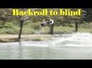Air Trick Backroll to blind tutorial Best wakeboard tutorial