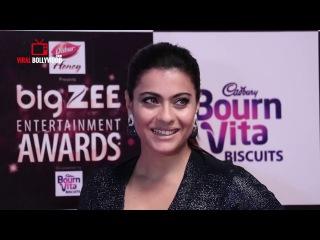 Bollywood Actress at Big Zee Entertainment Awards 2017 | Kajol, Alia Bhatt, Disha, Sunny Leone