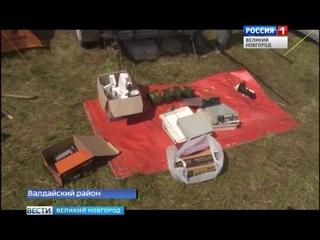 ГТРК СЛАВИЯ Слет радиолюбителей на Валдае 24 07 18