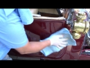 Rust-Oleum Spray Paint Overspray Damage / 1923 Ford T-Bucket / National Overspray Removal Service