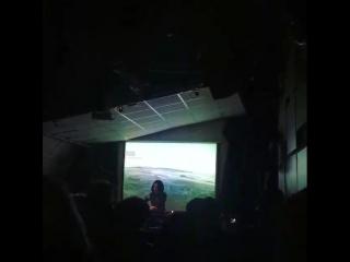 snezhana reizen aka rzeng - silencesence live fragment in sound museum