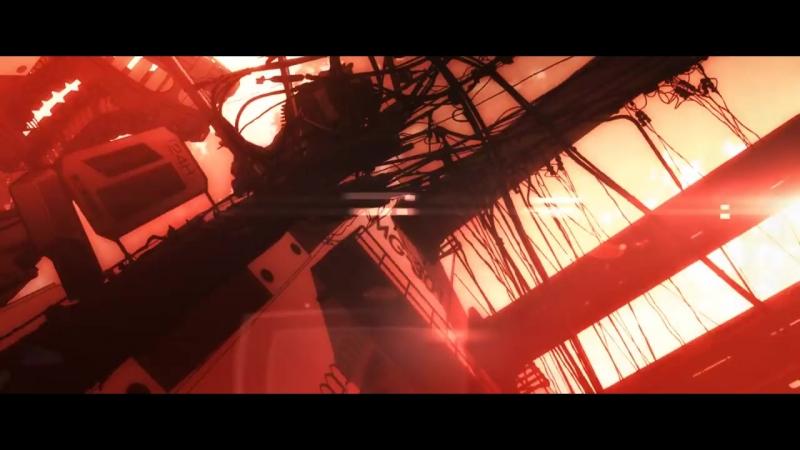 Красная Селёдка Naroden Genesis Evangelion mp4