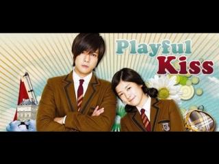rus karaoke Kim Hyun Joong - One More Time (Playful Kiss OST)