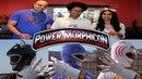 Power Morphicon 2018 Promo - Power Rangers Wild Force Team