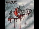 Razor - 1988 - Violent Restitution © Full Album © Vinyl Rip