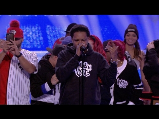"BJ the Chicago Kid - ""Going Once, Going Twice""  (Nick Cannon Presents Wild 'N Out)"