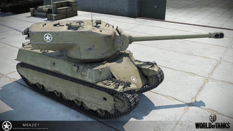 Ап льготных премов Обновление 1 2 World of Tanks домашний ГУСЬ WOT М6А2Е1 имба