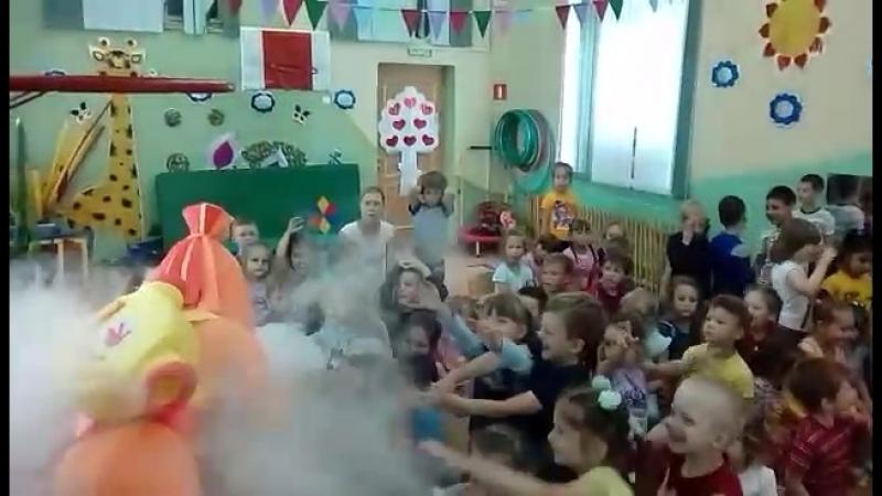 Фиксик и мега-туман