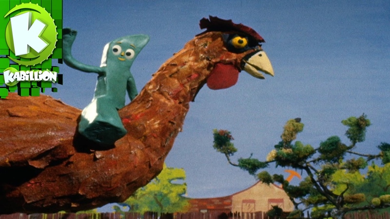 Gumby - S2 Ep 4 - Chicken Feed