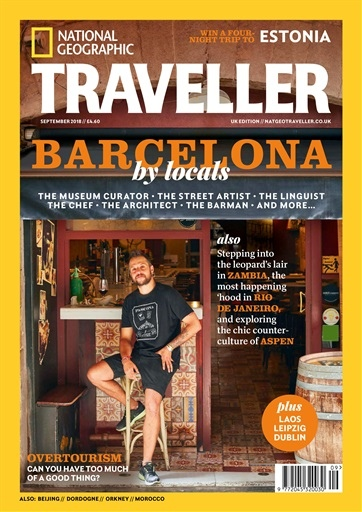 2018-09-01 National Geographic Traveller UK