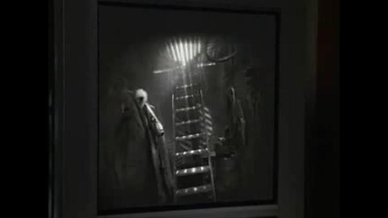 Зловещее видео с кассеты из фильма Звонок пародия Очень страшное кино 3
