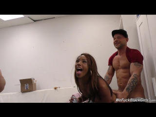 Chanell Heart Interracial Behind The Scenes DogFart HD 720