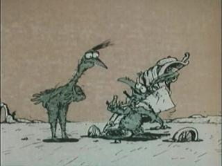 КРЫЛЬЯ, НОГИ И ХВОСТЫ 1985 Мультфильм советский  для детей смотреть онлайн