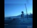 Архангельск Неопределившийся УАЗик чуть не выдавил с дороги