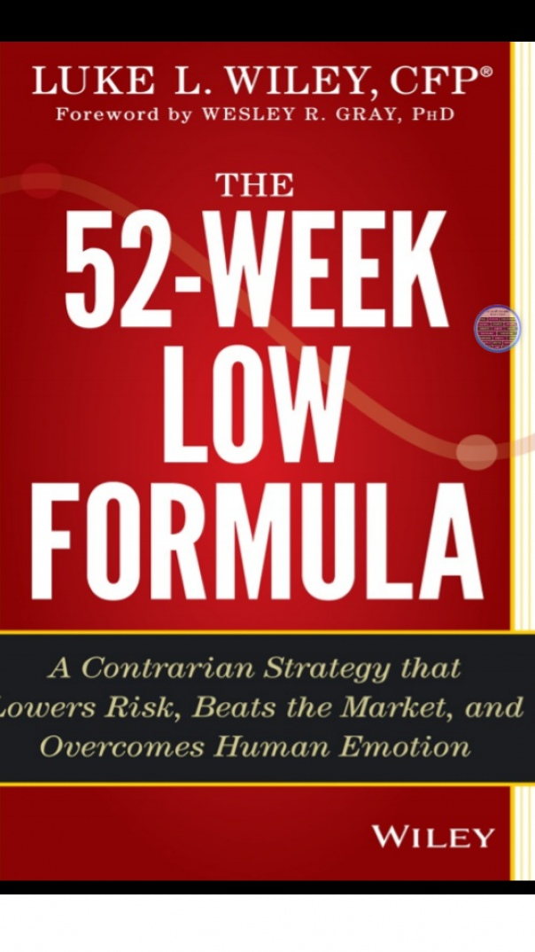 the 52 week low formula