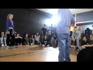 BATTLE: DANCEHALL VS HIP-HOP