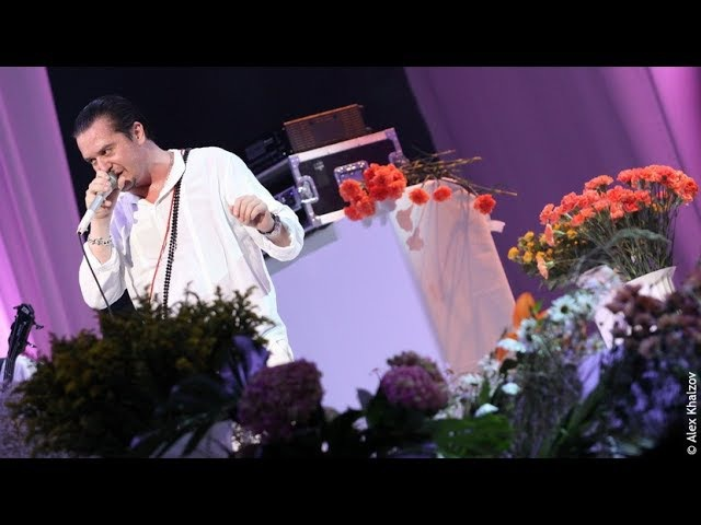 Faith No More Woodpecker From Mars at Stadium Live Moscow Russia 02 07 2012