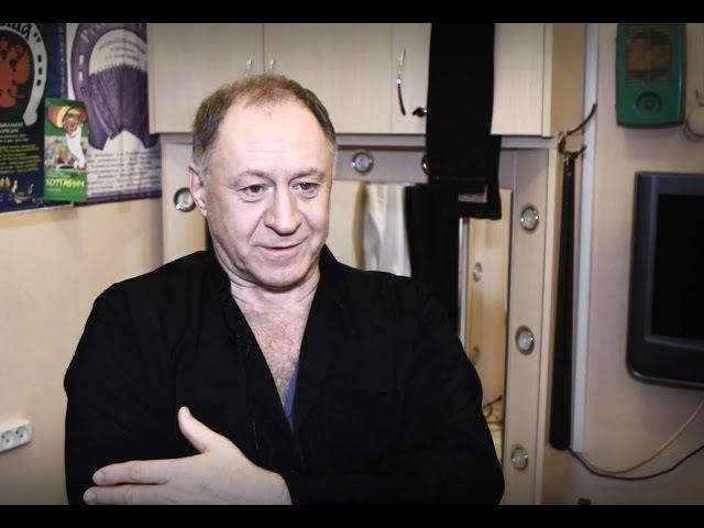 Вячеслав Шляхтов о своем персонаже в мюзикле Анна Каренина