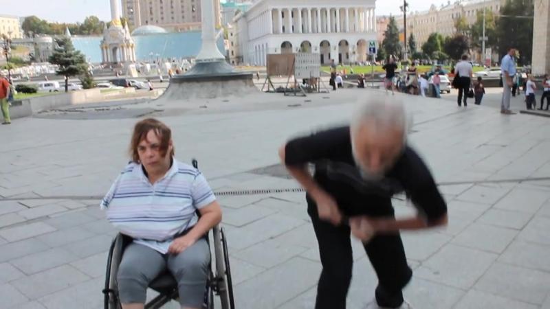 Сергiй Вiнер залишив залiзне серце вiд закарпатцiв на Майданi Незалежностi