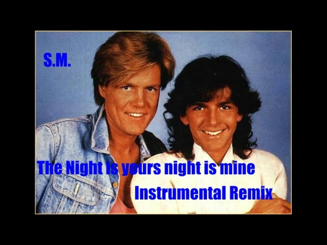 The Night Is Yours-The Night Is Mine Istrumental Remix