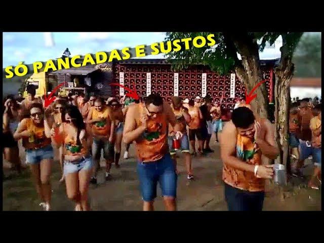 Maiores PANCADAS da Carreta Treme Treme - SUSTOS do grave!