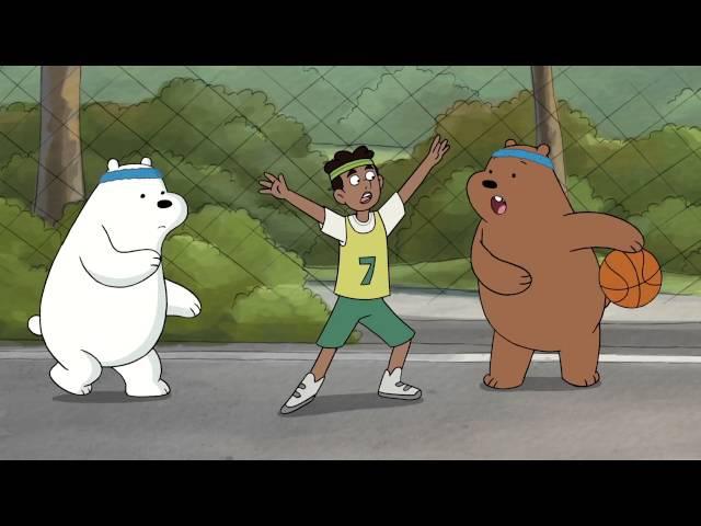 Классная нарезка с Белым медведем из мы Обычные Медведи Ice Bear We Bare Bears