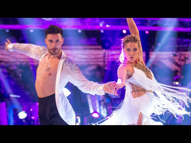Laura Whitmore Giovanni Pernice Cha Cha to 'Venus' Strictly Come Dancing 2016