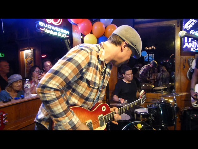 Joe Bonamassa and Jimmy Vivino~Killin Floor and More~Cadillac Zack's 10th Anniversary show
