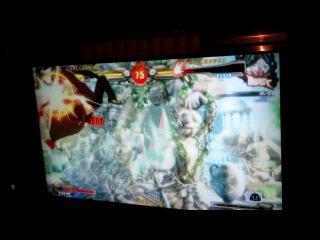 [GGXrdR2] Raven vs Japanese arcades part dos