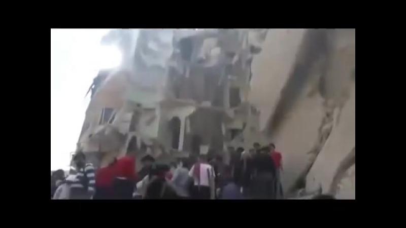 Сирия до и после войны ..... Посему не жалуйся на свою жизнь .... Будь доволен тем, что имеешь ....!