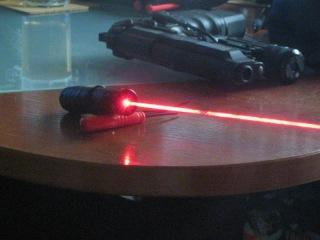 самый мощный лазер своими руками