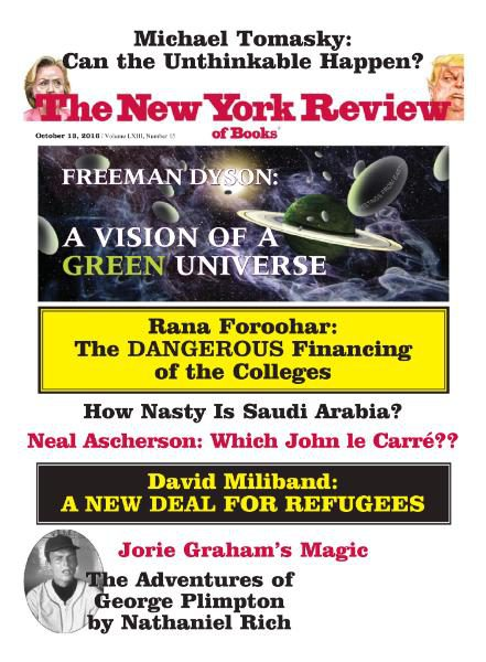The New York Review of Books October 13 2016